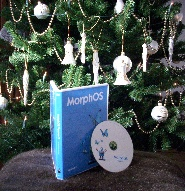 Tree with MorphOS CD